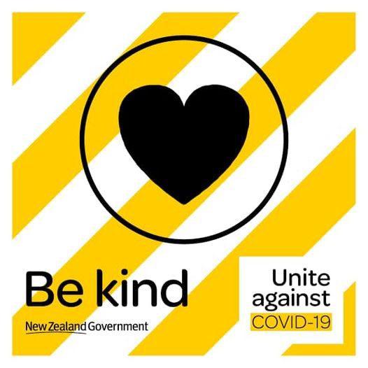 Be kind COVID